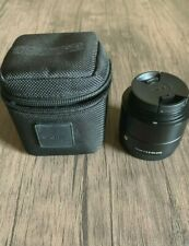 Sigma DN 19mm f/2.8 DN AF IF ASP Lens For Minolta/Sony E MOUNT (USED)