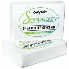 Shea Butter Glycerin Melt & Pour Soap Base 100 % Pure 2 To 25 Lbs