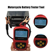 Best Motorcycle battery tester / Motorcycle Diagnostic Tool MICRO-30 2-30Ah