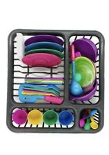 Childrens Durable SAFE Kitchen Toys Tableware  Play Set 27 Pcs  FREE SHIPPING!!