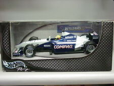 HOTWHEELS WILLIAMS F1 ANNO 2000 SCALA 1/24