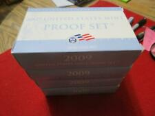 Picker's Delight Box#882 4/Four 2009-S United States Proof Sets.  OGP  #MF-T2123