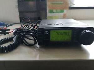 Icom Ic-706 HF/VHF transceiver Amateur Ham Radio