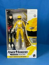 Power Rangers Lightning Collection - Mighty Morphin Yellow Ranger - Hasbro
