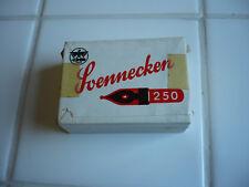20 Stück Soennecken Federn 250 / 2,5 mm, unbenützt, in der geöffneten OVP