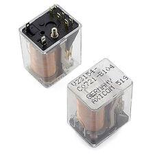 [1pcs] V23154-C721-B104 Relay 24VDC R=890 Ohm THT AXICOM