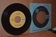 THE PARAMOUNTS: GIRL FRIEND & TRYING; 1960 CARLTON 524 VG++ DOO WOP 45 RPM
