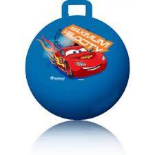 "Disney Cars Lightening McQueen 15"" Hopper Ball-Brand New in Factory Box!"
