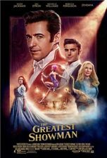 Hugh Jackman Film The Greatest Showman Movie Fabric POSTER 36x24''inches04