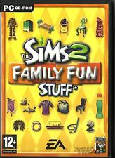 The Sims 2 Family Fun Stuff/PC CD ROM/Game/12+/EA/Simulation