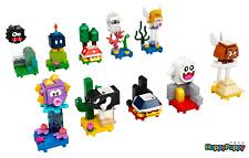 Lego 71361 Super Mario Minifigur zum auswählen Neu und ungeöffnet Sealed
