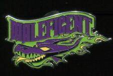 Fantasyland Football Mystery WDW Wonders Maleficent Disney Pin 127845
