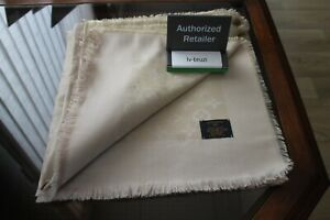 Louis Vuitton M76353 MONOGRAM glacier shawl