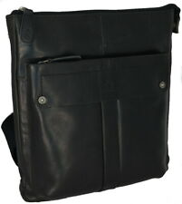 Borsa Borsello Tracolla Uomo Nero La Martina Bag Men Body Bag Mendoza 001 Black
