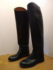 E. Vogel Custom Black Dress Boot Excellent Condition Womens 10-10.5, measurement