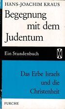 Begegnung mit dem Judentum - Das Erbe Israels und die Christenheit, Stundenbuch