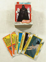 Star Wars - Empire Strikes Back (ESB) Series 1 - Complete 132 Card Set - 1980 NM