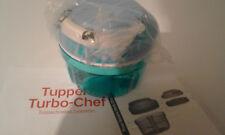 Tupperware Turbo Chef in der farbe türkis wie auf dem foto NEU
