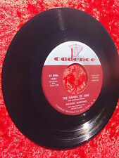 MARION MARLOWE, THE HANDS OF TIME/RING PHONE RING CADENCE RECORDS 45