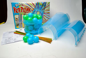 "Giant Kerplunk Party Game Huge Ker-Plunk 40"" Discontinued Incomplete Parts Only"
