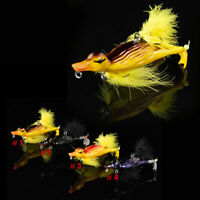 3D Suicide Duck Lures - Pike Zander Catfish Fishing Tackle Suicide Tools