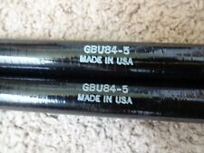 2 Rod Building Wrapping Shakespeare Ugly Stick Gutts Butt Blanks Gbu84-5 7'