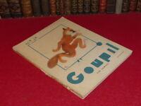 [LIVRE ENFANT ANCIEN] SAMIVEL / GOUPIL 1945 Rare Envoi signé Illustrateur!