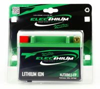 Batterie lithium electhium YTX9-BS Cannondale Glamis / Moto / Speed 440 2003