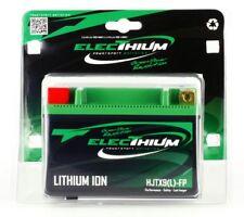 Batterie lithium electhium YTX9-BS SYM Joyride 200 evo 2009 à 2014