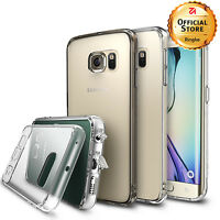 For Samsung Galaxy S6 Edge | Ringke [FUSION] Clear Shockproof Cover Case