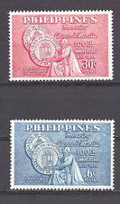 PHILIPPINES , 1959 , EDUCATION , SET OF 2 ,  PERF, MNH