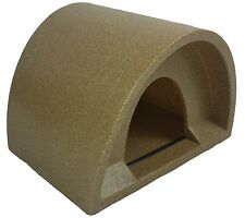 £42.00 OUTDOOR CAT SHELTER / KENNEL CAT HOUSE PLASTIC CAT IGLOO POD
