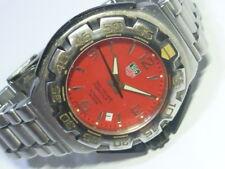 Vintage TAG HEUER Formula 1 Professional 200M Swiss Made Men Quartz Watch