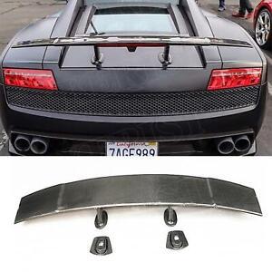 Carbon Fiber Spoiler Rear Wing Trunk For Lamborghini Gallardo LP540/LP550/LP560