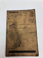 USED Caterpillar D9G Tractor Parts Book 66A12016-up UEG0661S May 1979