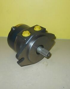 OEM Parker Hannifin 110A-088-bBS-0 LSMT Hydraulic Motor Torqmotor