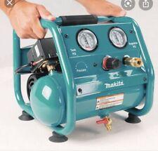 Makita mini Air Compressor Ac001 new .