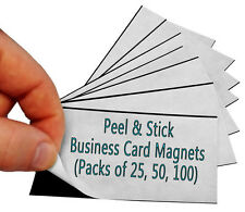 1000 Peel Stick Magnetic Business Card Avon Mary Kay