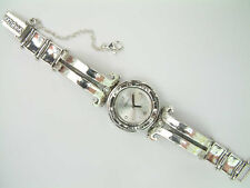 W00083SP SHABLOOL ISRAEL Didae 925 Sterling Silver Pearl Bracelet Watch