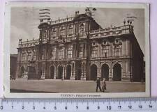 cartolina Piemonte - Torino Pal.zo Carignano - To 6556