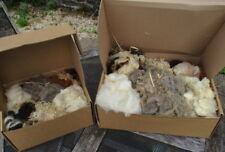 Raw Fleece Selection Box 6 X 100g