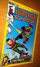 UOMO RAGNO CLASSIC # 12 -  GENNAIO 1992 - EDIZIONI STAR COMICS-WW21