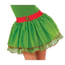Teenage Mutant Ninja Turtles Raphael Tutu Women's Green Red Costume Skirt