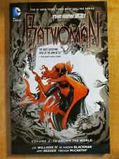 Batwoman v2 To Drown the World great condition New 52 LGBTQ
