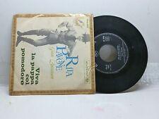 RITA PAVONE VIVA LA PAPPA COL POMODORO - SEI LA MIA MAMMA RCA PM45-3303 DISCRETO