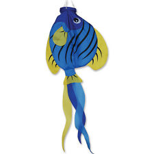 WINDSOCK--36 in. Striped Angelfish Windsock by Premier Designs