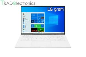 "(💎A+) LG gram 16 16Z90P 16"" i5 1135G7 16GB 512GB White Brand New Thunderbolt 4"