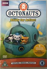 Octonauts - Ready For Action (DVD) BBC New/Sealed