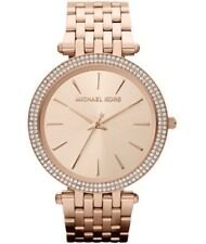 Michael Kors Women's Darci MK3192 Rose-Gold Stainless-Steel Fashion Watch