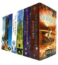 Lucinda Riley 7 Books Young Adult Set Paperback (Seven Sisters, Storm Sister)